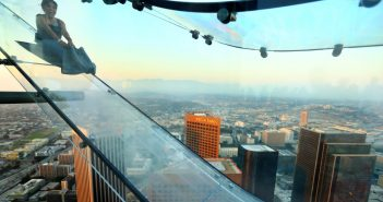 OUE Skyspace LA Grand Opening Block Party