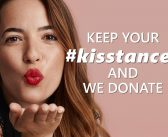 Keep your #Kisstance: brinite o drugima na daljinu